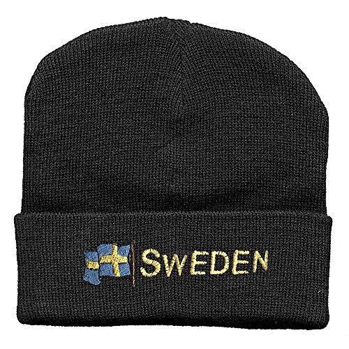 Hip-Hop Mütze Fahne Flagge Sweden Schweden 51016