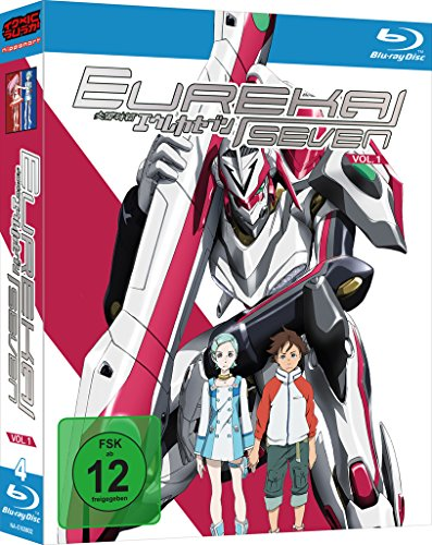 Eureka Seven - Vol.1 - [Blu-ray]