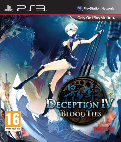Ps3 Deception Iv : Blood Ties (Eu)