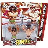 WWE Ultimate Warrior vs Sheamus Rumblers Figures