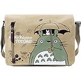 Innturt - Borsa a tracolla classica Anime, (Totoro - Cachi), Large