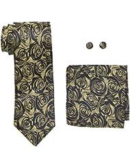 landisun Floral, Cravates Set Homme