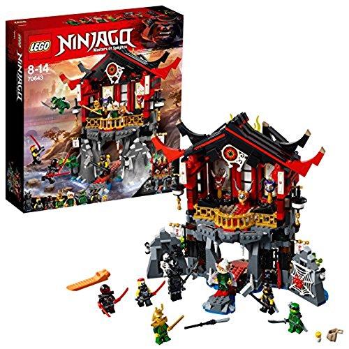 LEGO Ninjago 70643 - Tempel der Auferstehung, Bauspielzeug (Chopper Skelett)