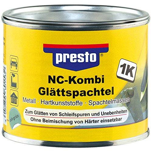 presto 601532 NC Glättspachtel, 250 g Test