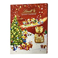 Idea Regalo - Calendario dell'avvento lindt con cioccolatini