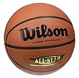 Die besten Wilson Indoor-Basketball - Wilson Indoor-Basketball, 3x3 Wettkampf, FIBA zugelassen, Sportparkett, Granulat Bewertungen