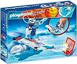 PLAYMOBIL 6833 - Icebot mit Disc-Shooter