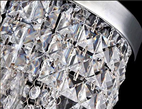 Plafoniere Per Le Scale : Dellemade lampadario di cristallo in stile minimalista moderna