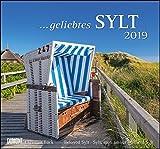 ... geliebtes Sylt 2019 - DuMont Wandkalender - mit den wichtigsten Feiertagen - Format 38,0 x 35,5 cm