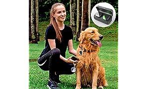 Tracker GPS per cani, nessun costo mensile, controllo app dispositivo di monitoraggio in tempo reale (solo per cane)