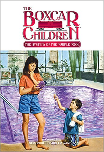 the-mystery-of-the-purple-pool-boxcar-children