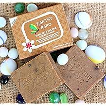 Earthy Sapo Shikakai & Multani Shampoo Bar - Suitable For Oily Hair