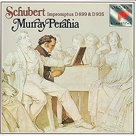 Schubert: Impromptus, D. 899 (Op. 90) & D. 935 (Op. 142)