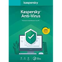 Kaspersky Antivirus 2020 1 User