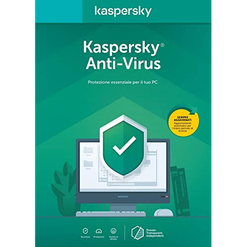 Kaspersky Antivirus 2020 3 User