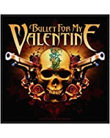 Bullet For My Valentine Two Pistols Aufnäher | 2655