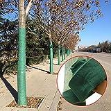 20m Baum Displayschutzfolie Packungen, winterfest tragen Schutz Pflanzen Bandage für Warm halten und befeuchtende
