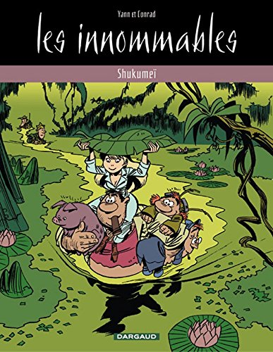 Les Innommables, tome 1 : Shukumeï