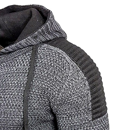 Rusty Neal Pullover RN-13290-1 Anthrazit