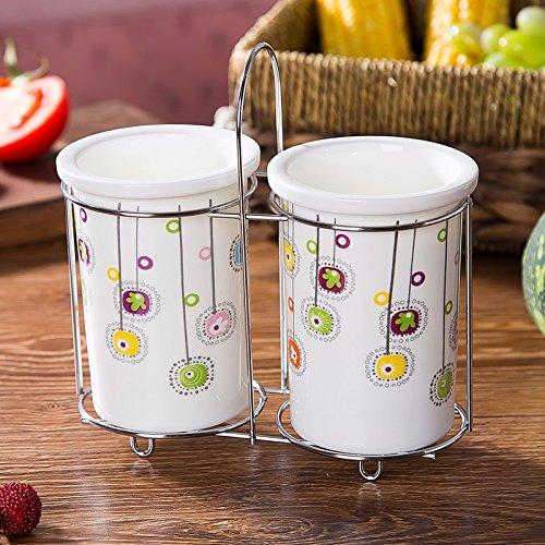 lzzfw-hankook-chinaware-double-barrel-chopsticks-kitchenware-kit-stainless-steel-mildew-resistant-le