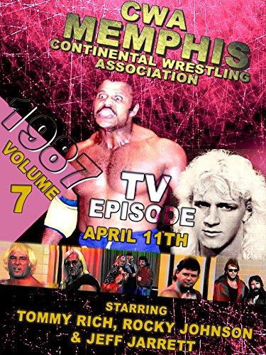 CWA Memphis Wrestling TV Broadcasts 1987 Vol 7 [OV] -