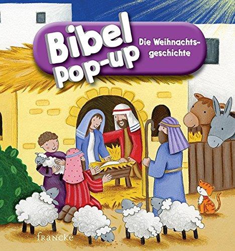Bibel-Pop-up Die Weihnachtsgeschichte