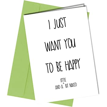 12 VALENTINES Or BIRTHDAY CARD Boyfriend Girlfriend Rude Humorous Funny Greetings Card A4 Folded To A5 210 X 148mm When By Close The Bone