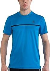 Azani Core Team Mens Lightweight Quick Dry Running, Training & Fitness Tshirt