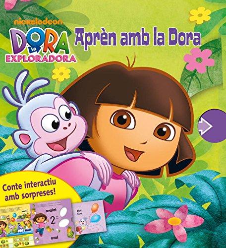 Aprèn amb la Dora (Dora l'exploradora. Llibre regal) por Nickelodeon