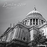 London 2019 - Städtekalender, Broschürenkalender, Architekturkalender 2019  -  30 x 30 cm