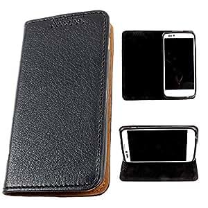 DooDa PU Leather Flip Case Cover For Lava Xolo A600