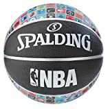 Spalding Basketball NBA Logo Icons Größe 7