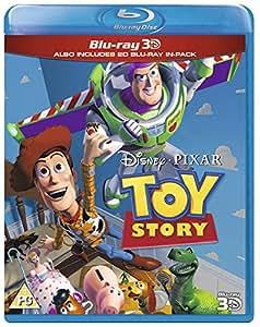 Toy Story (Blu-ray 3D + Blu-ray) [Region Free]