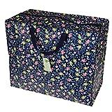 dotcomgiftshop 26560 JUMBO Bag Riesentasche Ditsy Garden