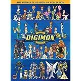 Digimon: Digital Monsters Season 1-4 Boxset
