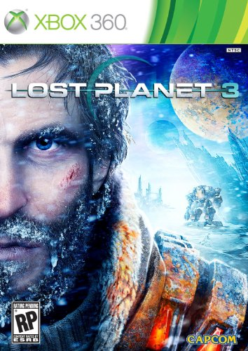MICROSOFT LOST PLANET 3 X-360 (Lost Planet 360 Xbox 3)