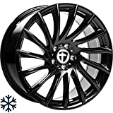 TOMASON TN16 Black 5X114.3 ET40 HB72.6 TN16 Black Paintted
