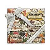 Nesti Dante Il Frutteto Soap Set, 6er Pack (6 x 150 g)