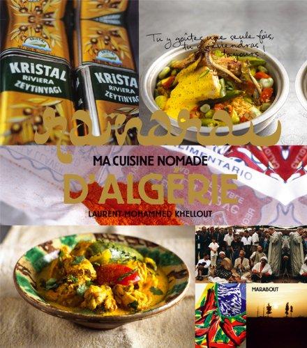 Ma cuisine nomade d'Algérie