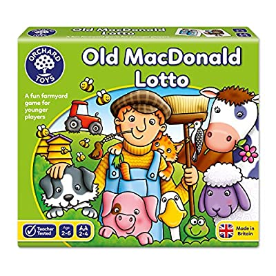 Orchard Toys Old Macdonald Lotto Game from Orchard Toys