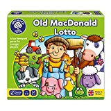 Best Toys For A Two Year Olds - Orchard Toys Old Macdonald Lotto Review