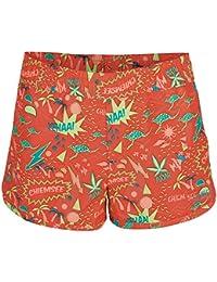 Chiemsee niña gosina 2Junior–Bañador para hombre, niña, GOSINA 2 JUNIOR, Mini Retro Red, 8 años (128 cm)