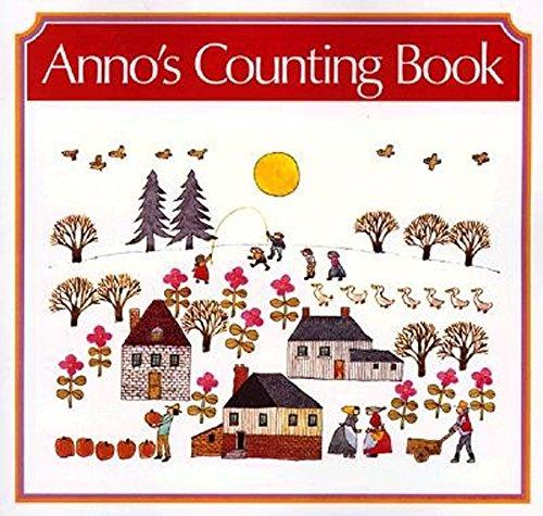 Anno's Counting Book por Mitsumasa Anno