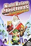 Twas The Night Before Christmas In Cartoontown [DVD] [Region 1] [NTSC] [US Import]