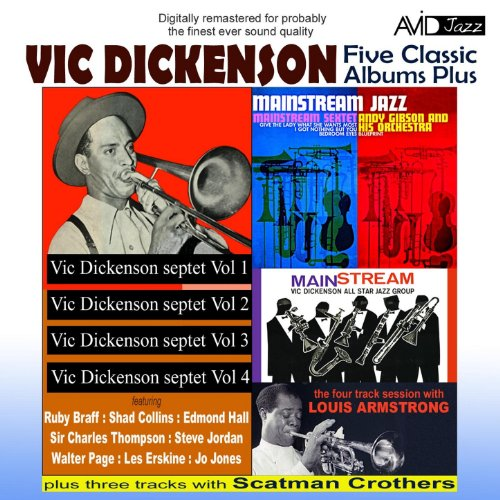 Everybody Loves My Baby (Vic Dickenson Septet Vol 3)