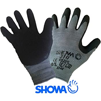 3 Paar SHOWA 451 THERMO Handschuhe Winterhandschuhe Arbeitshandschuhe