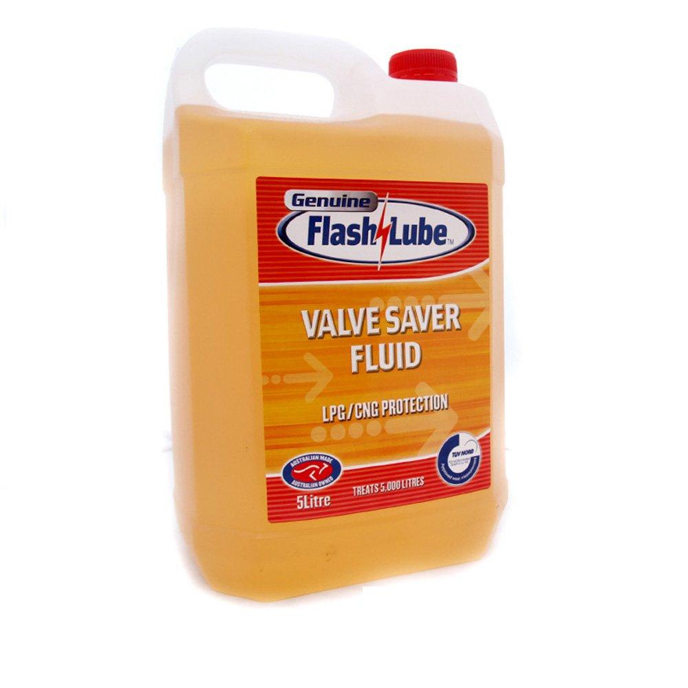 Flash lube valve saver fluid   5 litres: amazon.co.uk: electronics