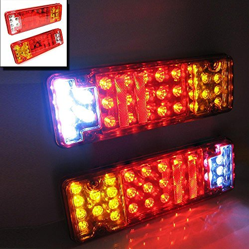LED luce posteriore camion Chassis 24 V