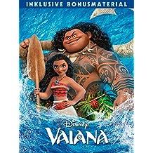 Vaiana (beinhaltet zusätzliche Szenen) [dt./OV]