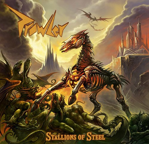 Prowler: Stallions of Steel (Audio CD)